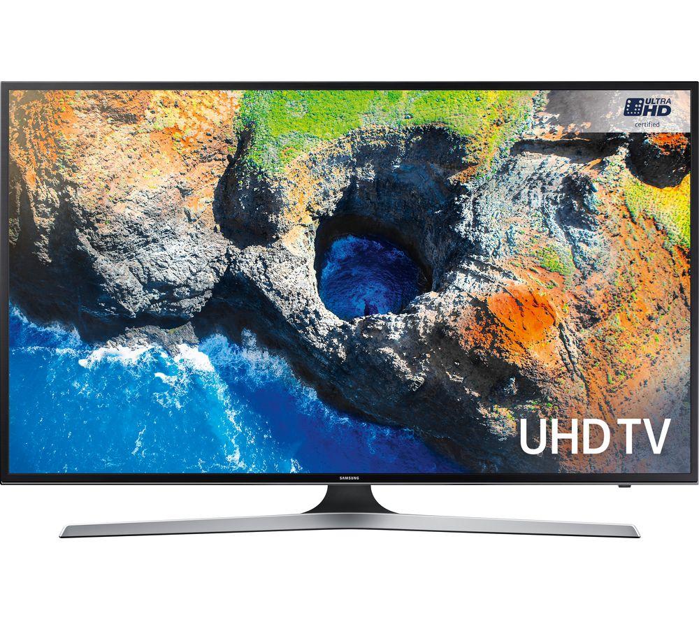 "Smart TV Samsung UE75MU6105 75"" Ultra HD 4K LED HDR Wifi Negro"