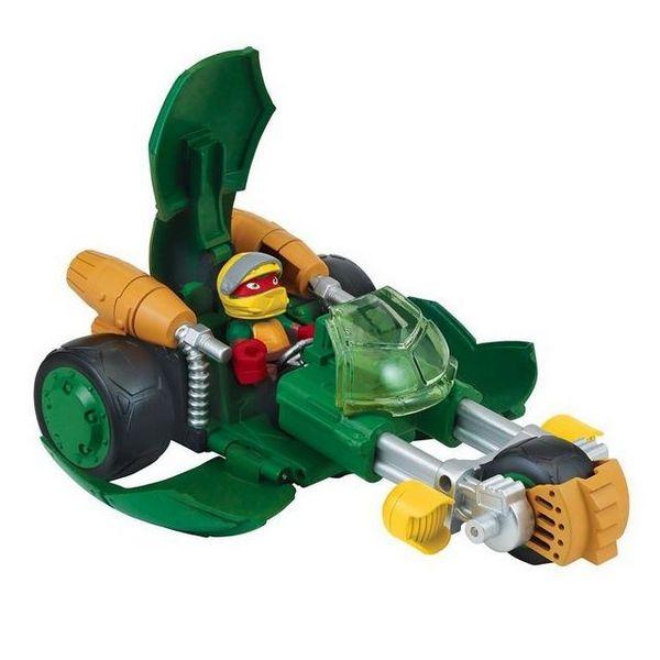 Motocicleta Teenage Mutant Ninja Turtles 14096754 (OpenBox)
