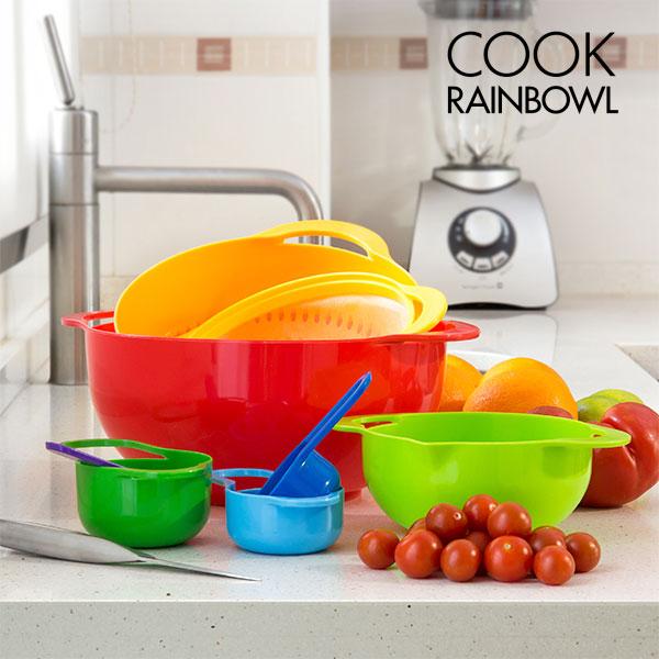 Kuhinjske Pripomočki Cook Rainbowl