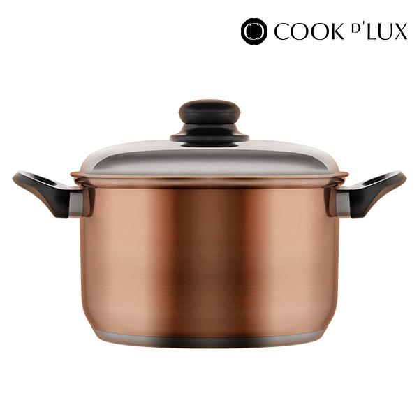 Batería de Cocina Cook D'Lux (12 piezas) (1)