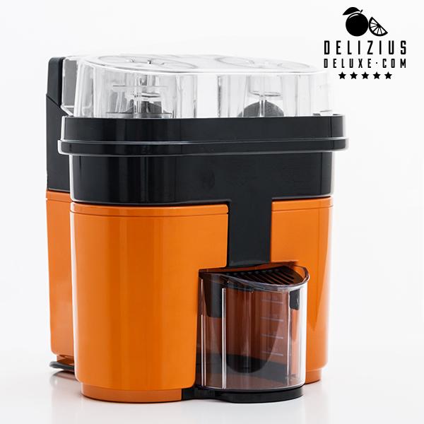 Exprimidor Eléctrico Delizius Deluxe Double Orange Juicer 0,5 L 90W Naranja Negro (6)