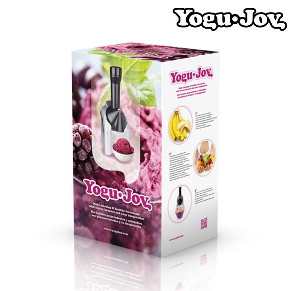 Heladera Appetitissime Yogu·Joy 200W Gris Negro (1)