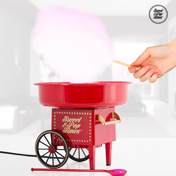Sweet & Pop Aparat za Sladkorno Peno