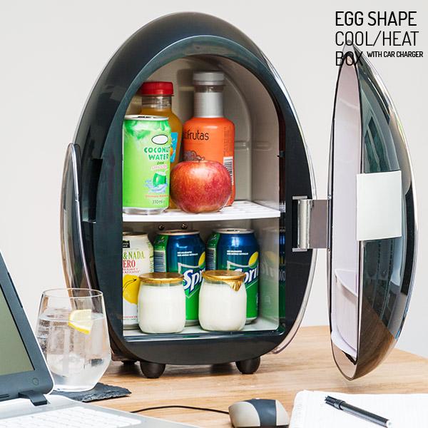 Egg Shape Hladilnik Hladno/Toplo 10 L