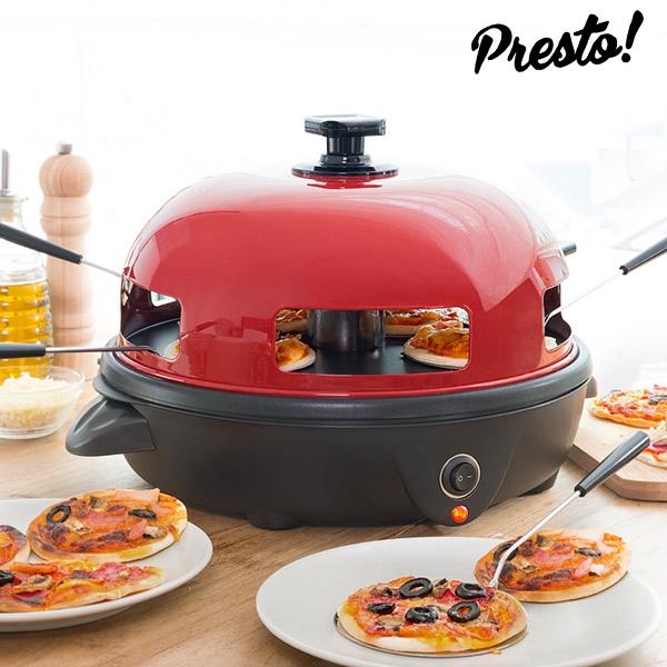 Pečica za Mini Pice Pizzini Forno Chef!