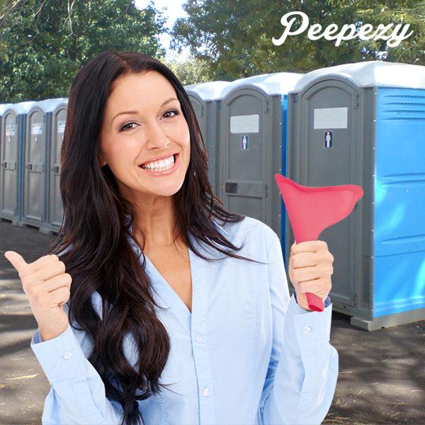 Ženski Pisoar Peepezy
