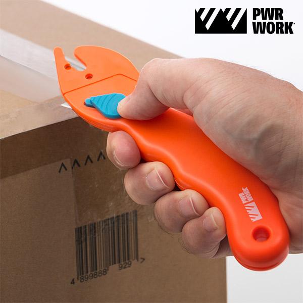 Nož z Dvojnim Rezilom PWR Work