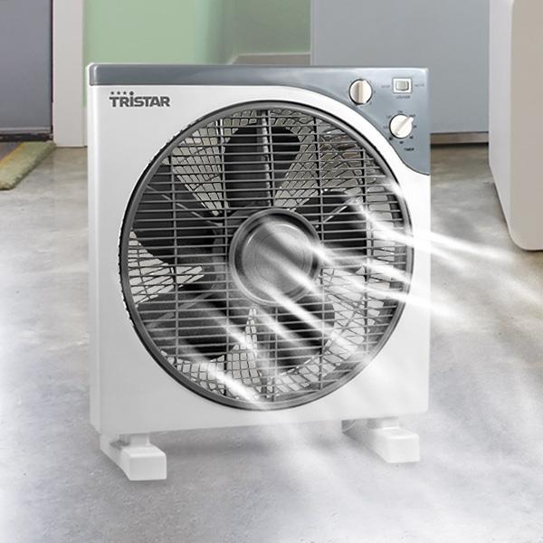 Kvadratni Ventilator Tristar VE5956