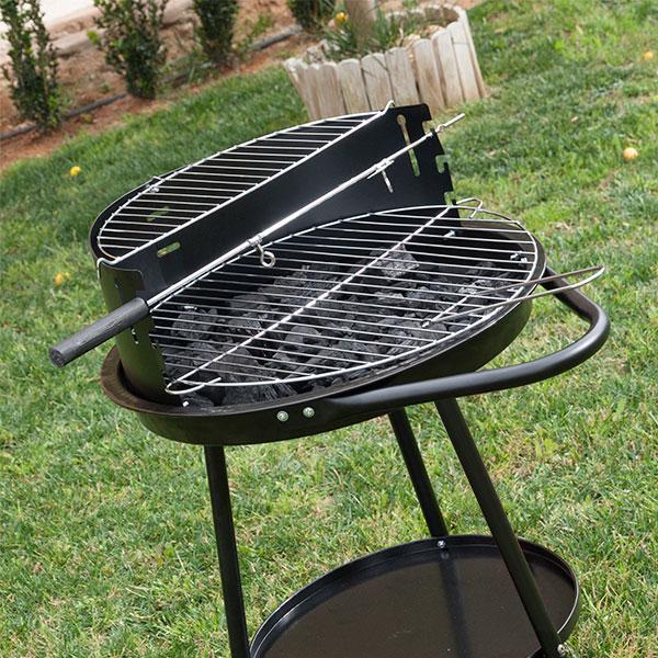 Barbacoa de Carbón con Doble Nivel BBQ Classics (3)