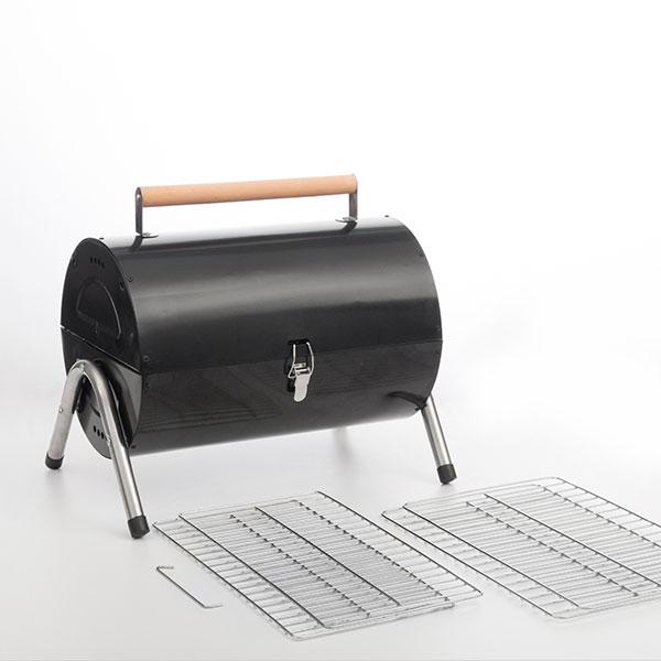 Barbacoa de Carbón Cilindro BBQ Classics (4)