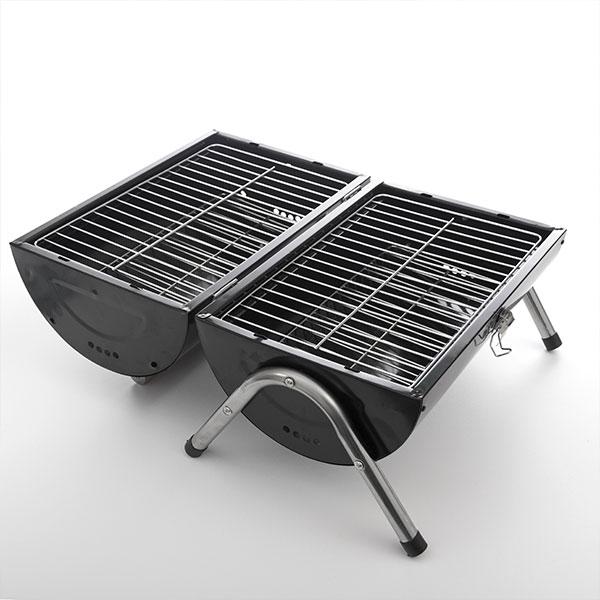 Barbacoa de Carbón Cilindro BBQ Classics (3)