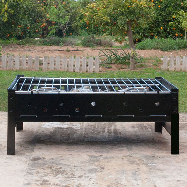 Barbacoa de Mesa de Carbón BBQ Classics (4)