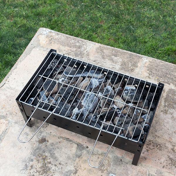 Barbacoa de Mesa de Carbón BBQ Classics (1)