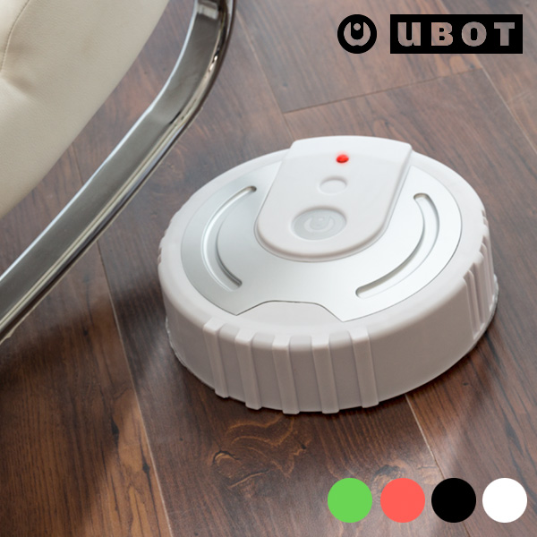 Ubot Robotski Čistilnik - Črna