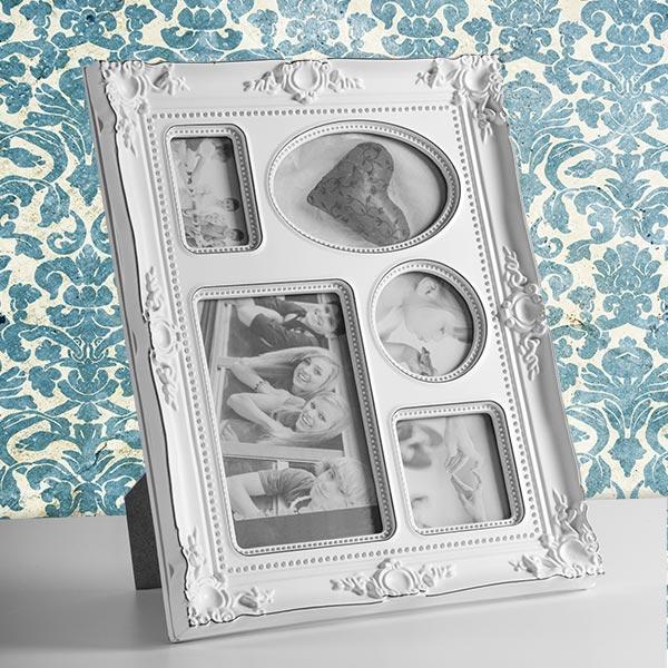 Starinski Okvir za Fotografije (5 Fotografij)
