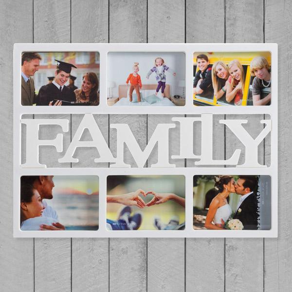 Okvir za Fotografije Family (6 fotografij)
