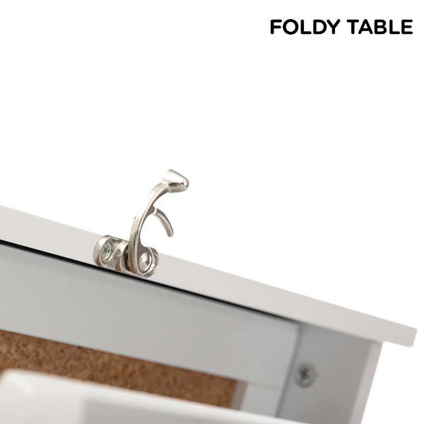 Escritorio Plegable de Pared Foldy Table W (6)