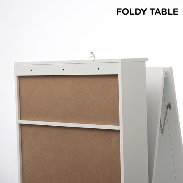 Escritorio Plegable de Pared Foldy Table W (4)