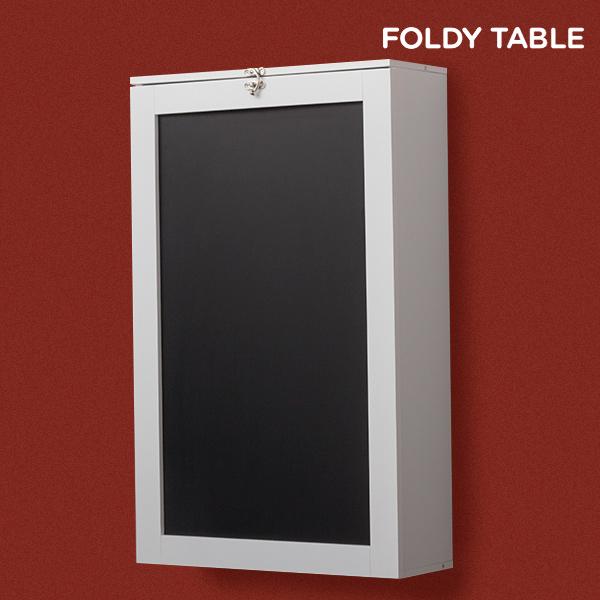 Escritorio Plegable de Pared Foldy Table W (3)