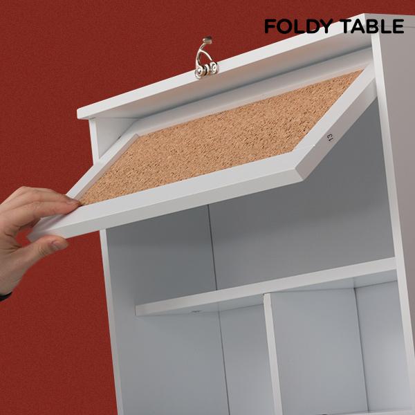 Escritorio Plegable de Pared Foldy Table W (2)