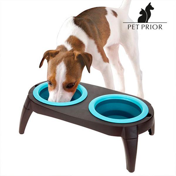 Comedero para Perros Doble Pet Prior