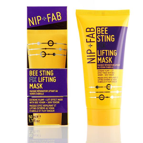 Mascarilla Facial Reparadora Efecto Lifting NIP+FAB