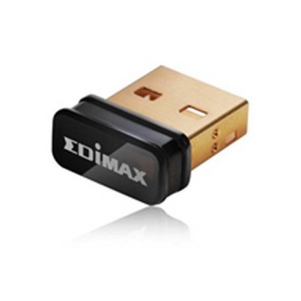 Mini Adattatore USB Wifi Edimax EW-7811UN 150N