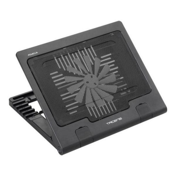 Supporto per Portatile con Ventilatore Tacens 4ABACUS 17