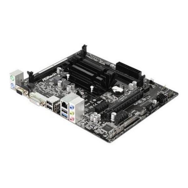 Asrock integrirana Matična plošča D1800M mATX CPU