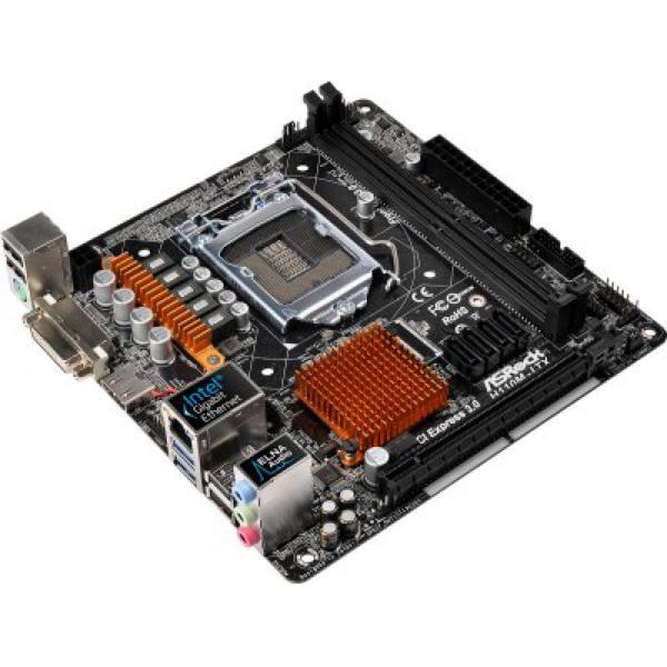 Asrock Matična plošča H110M-ITX miniITX LGA1151