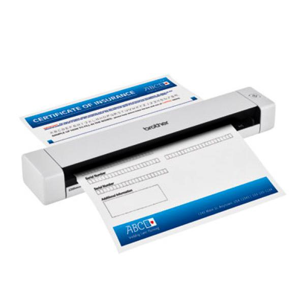 Scanner Portatile Brother DS620Z1 A4