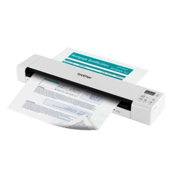 Scanner Portatile Duplex Wi-Fi Color Brother DS820WZ1 A4 Wifi