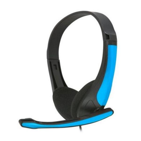 Auricolari con Microfono Omega Freestyle FH4088BL Azzurro
