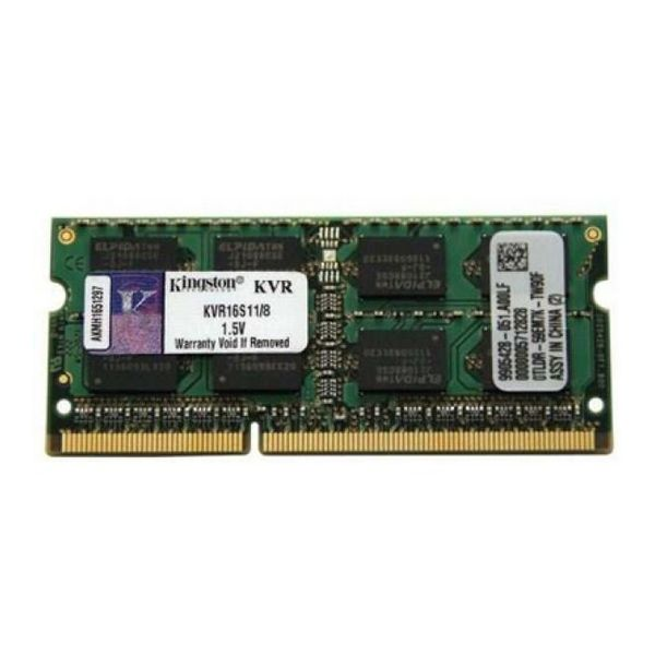Memoria RAM Kingston IMEMD30095 KVR16S11/8 SoDim DDR3 8 GB 1600 MHz