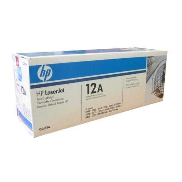 HP 12A (Q2612a) toner  Laserjet črni 2.000 strani