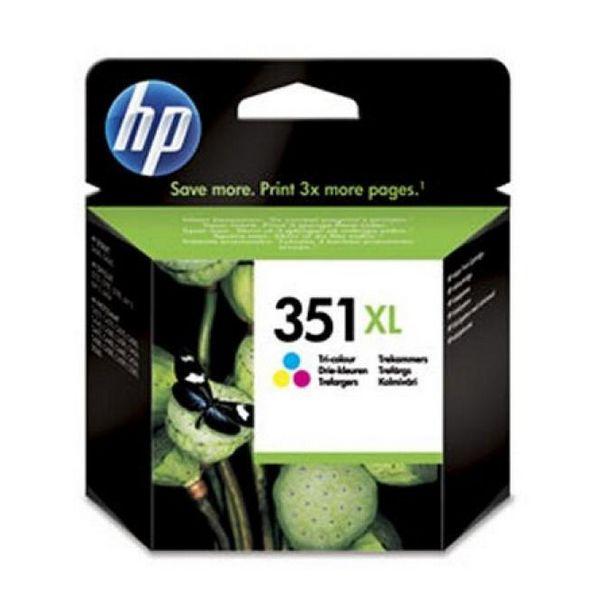 HP CB338EE 351XL tribarvna kartuša Officejet