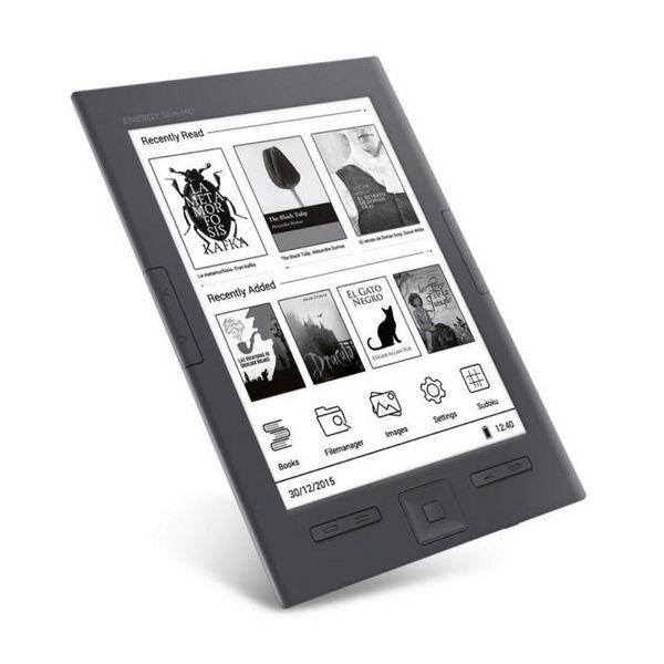 "eBook Energy Sistem 425051 6"" 8 GB Negro"