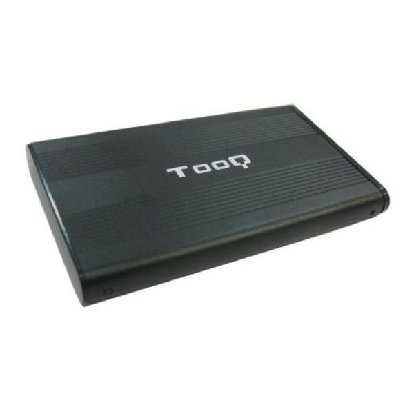 TooQ TQE-2510B ohišje HD 2.5'' SATA USB 2.0 črno