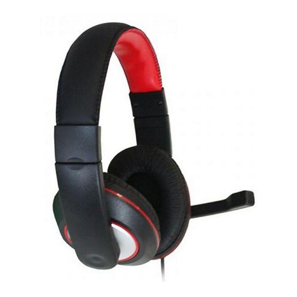Auriculares con Micrófono approx! APPHS04PRO Negro