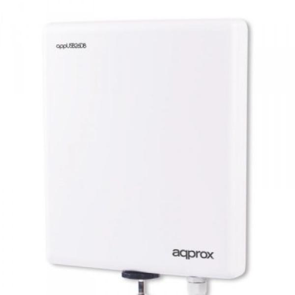 approx APPUSB26DB Usmerjevalna Antena panel.USB 26dBi