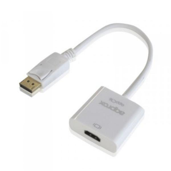 Adaptador Mini Display Port a HDMI approx! APPC16 Negro