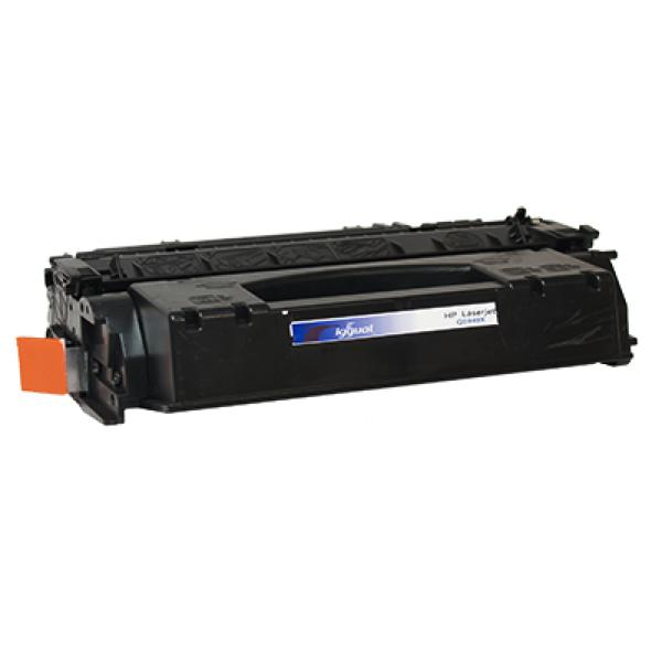 iggual Recklirani Toner HP Q5949X Črni