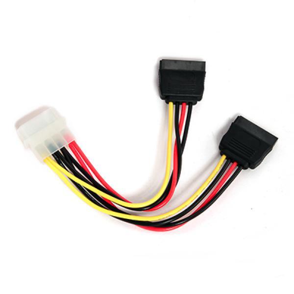Cable Alimentación SATA iggual PSICC-SATA-PSY 0,15 m