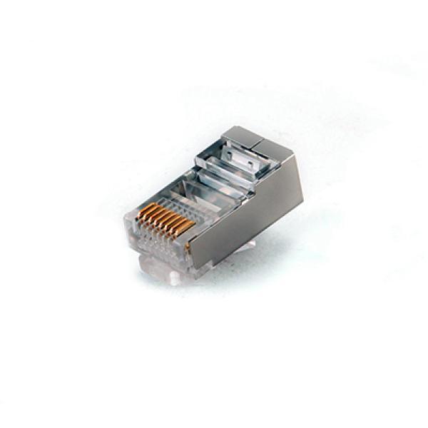 Iggual Konektor RJ45 kategorija 6 FTP 10 kosov