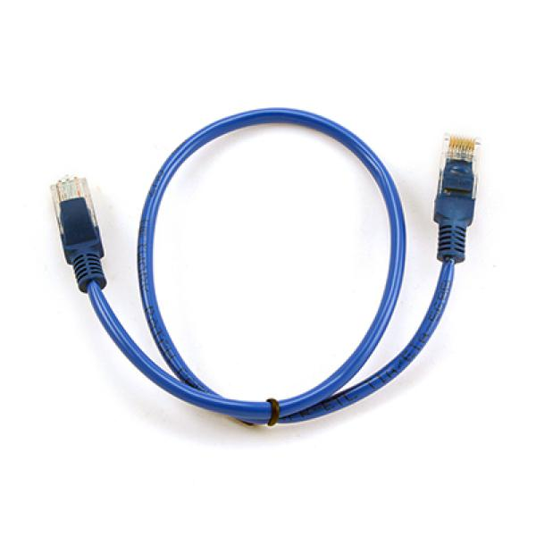 Tubo Flessibile Categoria 5 UTP iggual PSIPP12-0.5M/B 0,5 m Azzurro