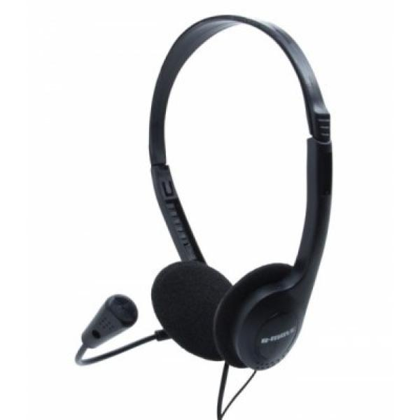 B-MOVE Slušalke z Mikrofonom SoundOne Ultra