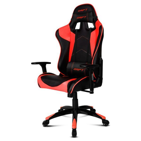 Sedia Gaming DRIFT DR300BR 90-160º Spuma Nero Rosso