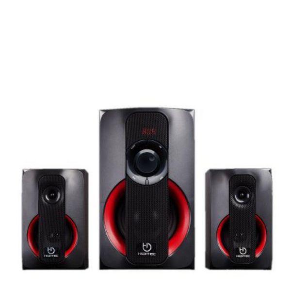 Hiditec Zvočniki 2.1 Multimedia H400 40W Blt Radi