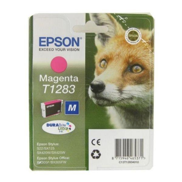 Katuša s Črnilom Izvirna Epson C13T128340 Magenta