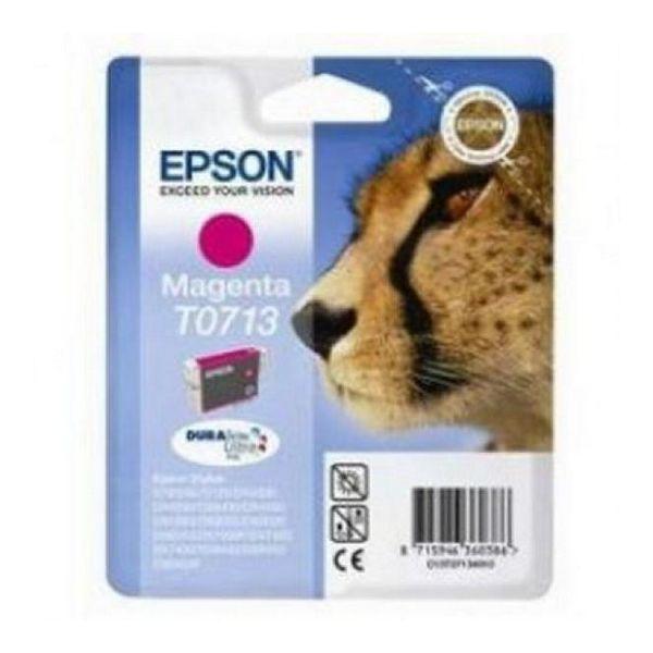 Katuša s Črnilom Izvirna Epson C13T071340 Magenta